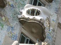 Casa Battlo, Eixample, Gaudi Modernism, Passeig de Gracia