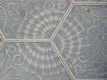sidewalk art, sidewalk patterns, gaudi design, barcelona, photos of barcelona spain