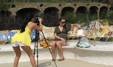 tourist in barcelona, attractions in barcelona, sightseeing, top 10, top ten, parc guell