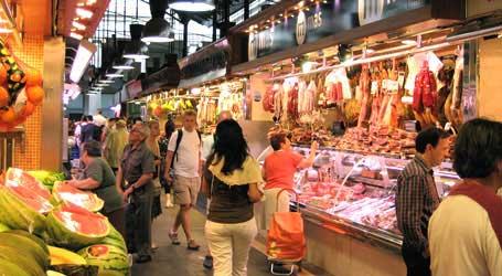 La Boqueria, Market, Sightseeing Near Las Ramblas, Barcelona top 10