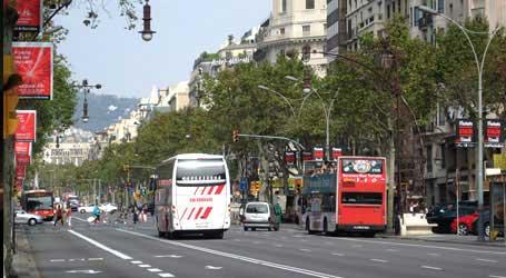 Passeig de Gracia, Passage de gracia, Ruta del Modernisme, Barcelona Sightseeing